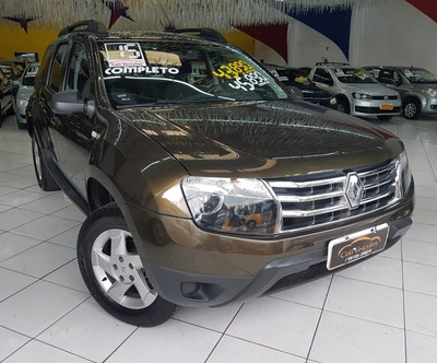 Renault Duster Outdoor 1.6 (flex)