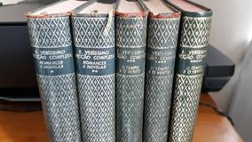 Érico Veríssimo Ficção Completa Em 5 Vols. Da José Aguilar #