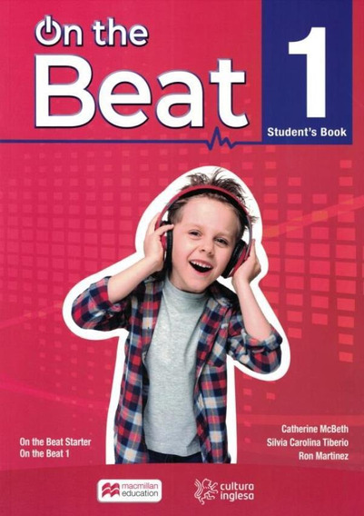 Pack Cultura Inglesa - On The Beat 1 - Student´s Book