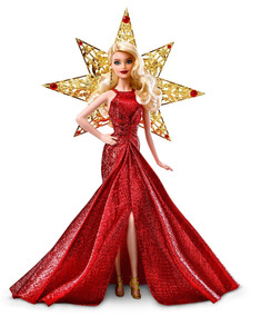 Barbie - 2017 Holiday Barbie - Loira - Original