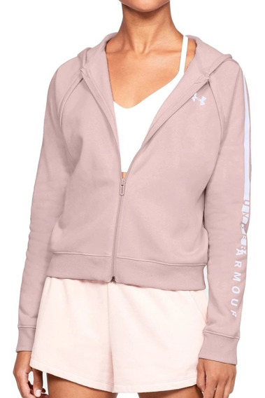 Campera Under Armour Training Rival Mujer Rv