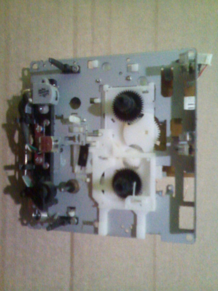 Tape Deck Do Micro System Toshiba Ms7704 Mp3
