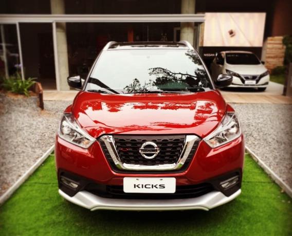 Nissan Kicks Uefa Champions Advance Cvt Motor 1.6 Aut 2020