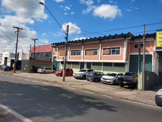 Barracão Para Aluguel Em Chácaras Campos Dos Amarais - Ba013466