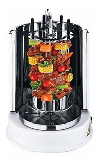 Rostizador Wonderper Vertical Horno Electrico Fajitas Grill Countertop Saludable Potencia 1100w
