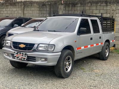 Chevrolet Luv Doble Cabina 4x2 2001