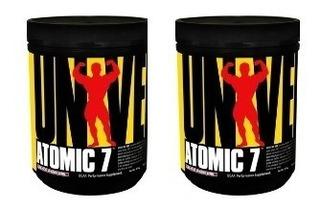 Kit 2 Atomic 7 420g Bcaa - Universal Nutrition
