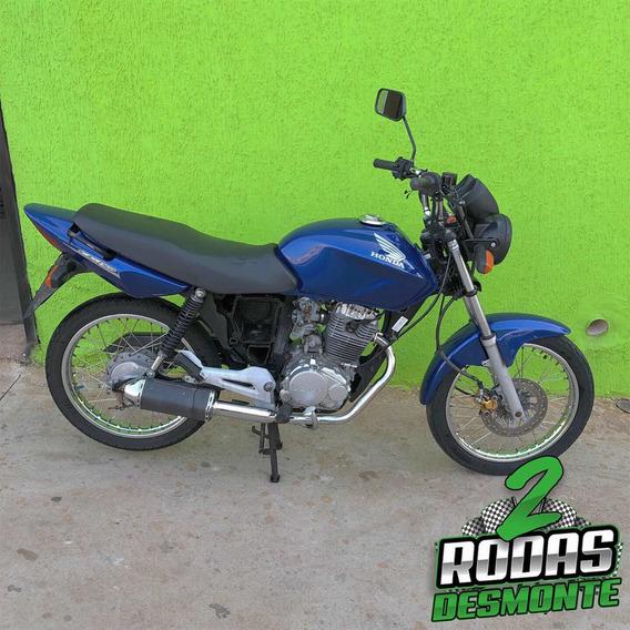 Sucata De Honda Cg 150 Titan Es Esd Ks 2006 Motor De Cbx 200