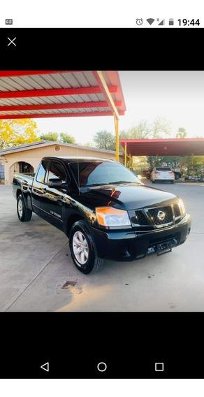 Nissan Titan 5.6l Crew Cab Se 4x2 Mt 2011