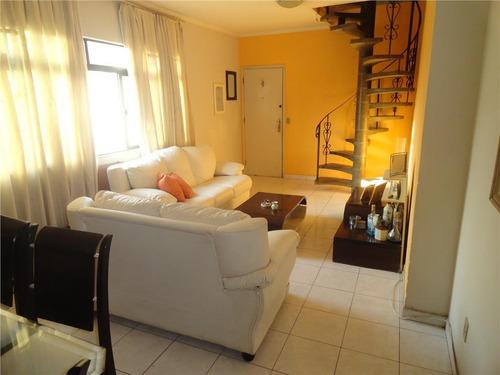 Apartamento Com 4 Dormitórios À Venda, 260 M² Por R$ 650.000,00 - Ponta Da Praia - Santos/sp - Ap1593