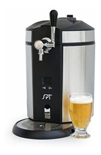 Spt Bd0538 Mini Kegerator Y Dispensador De Acero Inoxidable