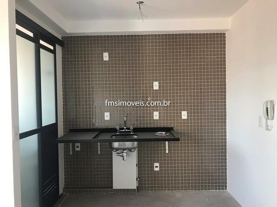 Apartamento Para À Venda Com 1 Quarto 26 M2 No Bairro Cidade Monções, São Paulo - Sp - Ap560504s