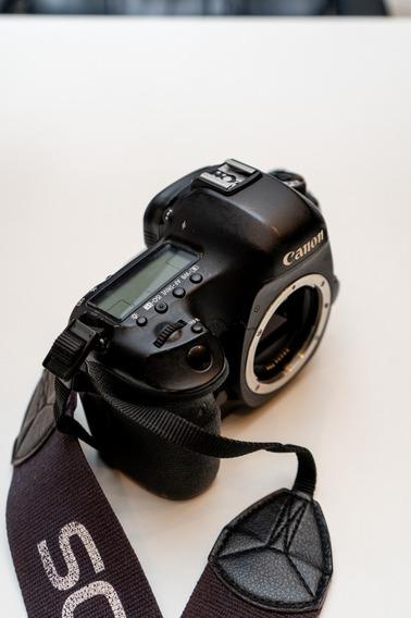 Canon Eos 5dmkiii (corpo)