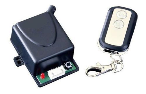 Modulo Doble Relay Ideal Control De Acceso Cerradura Portón