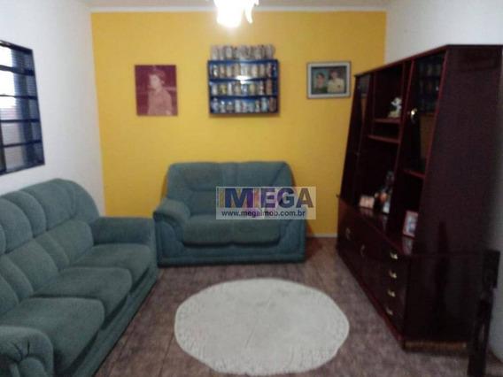 Casa À Venda, 180 M² Por R$ 477.000 - Jardim Nova América - Campinas/sp - Ca1029
