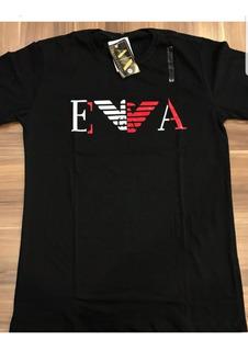 Camiseta Armani Exchange Masculina Blusa Top Lançamento 2019
