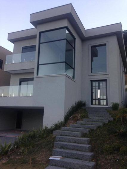 Casa Com 5 Dormitórios À Venda, 385 M² Por R$ 2.500.000 - Tamboré - Santana De Parnaíba/sp - Ca0257