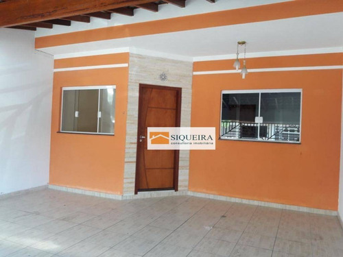 Casa Residencial À Venda, Jardim Residencial Villa Amato, Sorocaba. - Ca0970