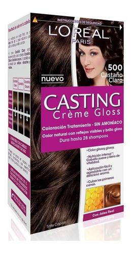 Tintura Coloración Casting Creme Gloss Loreal 3 Kits Mercado Libre