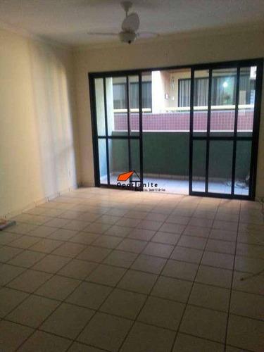 Apartamento Com 3 Dormitórios À Venda, 92 M² Por R$ 233.200,00 - Residencial E Comercial Palmares - Ribeirão Preto/sp - Ap0172