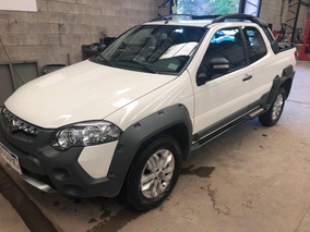 Fiat Strada 1.6 Adventure Locker Doble Cabina