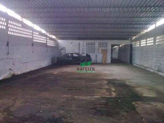 Galpão Industrial À Venda, Itapuã, Salvador - Ga0032. - Ga0032