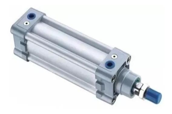 Cilindro Pneumático Iso 6431 Dupla Ação Ø32 X 25mm Curso