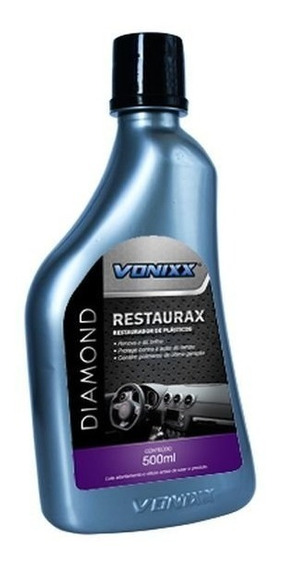 Restaurador Plasticos Restaurax 500ml Vonixx O Melhor Preço