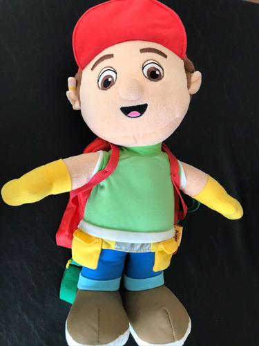 Mochila Manny A La Obra Disney Original