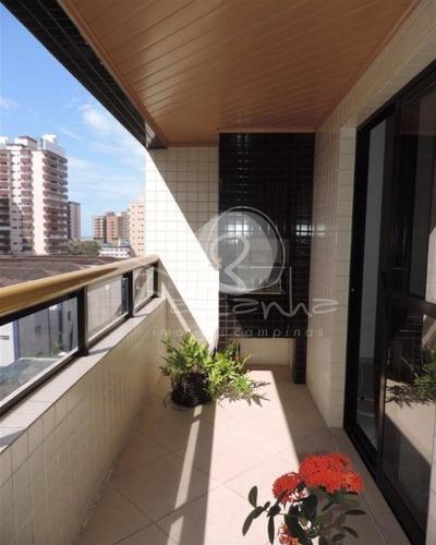 Apartamento  Para Venda No Caiçara Na Praia Grande  - Imobiliária Em Campinas - Ap04118 - 69181623