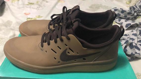 Tênis Nike Sb Nyjah Free 11 Us / 43 Br