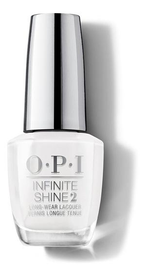 Esmalte Opi Infinite Shine Sin Uv Led: Alpine Snow 15ml