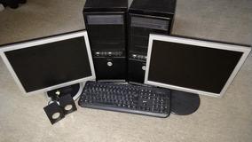 Computador Completo - Cpu- Monitor-teclado-mouse-cx.som