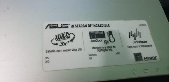 Notebook Asus X555l I5 6gb Ssd 120 1tera Nvidea Geforce 930m