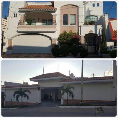Amplia Residencia 3 Rec., 3 Baños Completos Dos 1/2 Baños