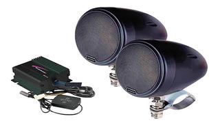 Bocinas Para Rzr Moto Cuatrimotos Contra Agua Audiobahn 800w