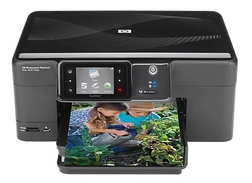 Impressora Hp Photosmart B 210 Sem Cabeças/cartuchos