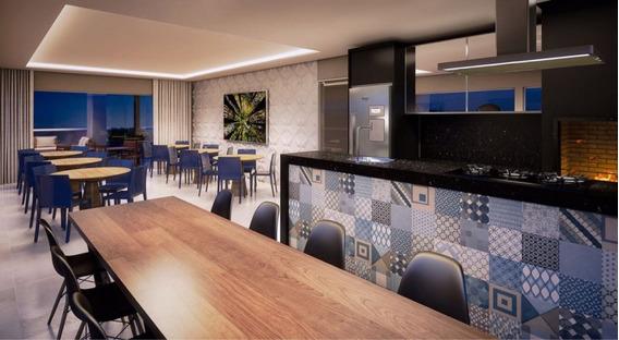 Apartamento Em Trindade, Florianópolis/sc De 41m² 1 Quartos À Venda Por R$ 336.997,62 - Ap107786