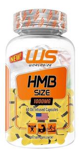 Hmb Size (1000g) - Worldsize