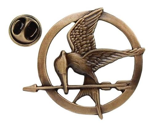 Juegos Del Hambre Pin Broche Sinsajo Flecha Hunger Games