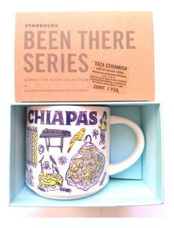 Taza Starbucks City Mug Chiapas Mexico Been There Global