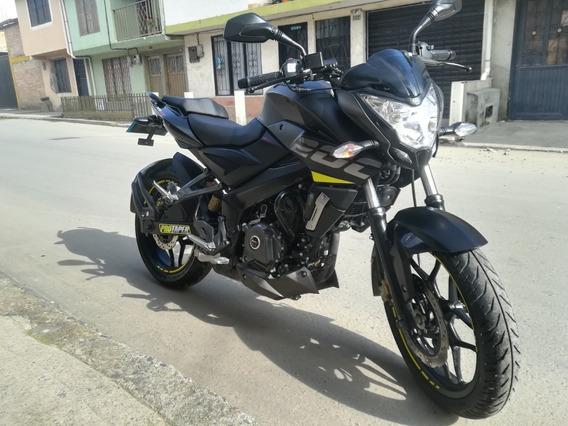 Pulsar Ns 200 Special Bajaj Modelo 2020 Ganga!!