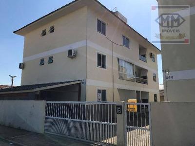 Apartamento Residencial Para Locação, Ingleses, Florianópolis. - Ap3376