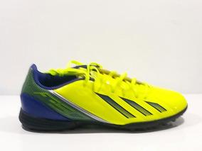 Tenis adidas Azul/amarillo