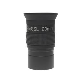 Lente Ocular Super Plossl De 20mm Para Telescópio - Bluetek