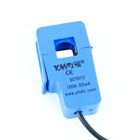 Sensor De Corrente Não Invasivo Sct013 100a