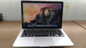 Note Apple I7 Macbook Pro 12,1 A1502 - Hd Ssd 500 Gb - Usado
