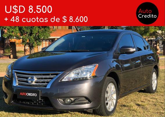 Nissan Sentra B17,financio Permuto