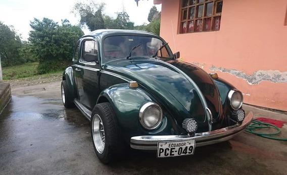 Escarabajo Modelo 74 Brasilero