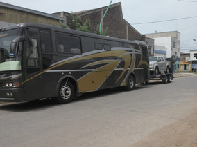 Motorhome Volvo Carroceria Busscar 2000 Para Entendidos